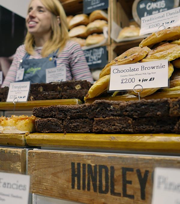 Farmers market - bakery